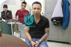 Chém người dã man sau va chạm giao thông ở Hà Nội