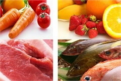 Những cách nhận biết thực phẩm kém chất lượng trong dịp Tết Canh Tý 2020