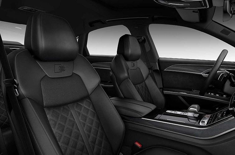 nội thất Audi S8 2020