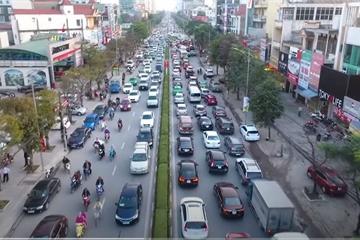 Hơn 9.000 xe ô tô đăng ký mới, Nghệ An có số xe ô tô cao của cả nước