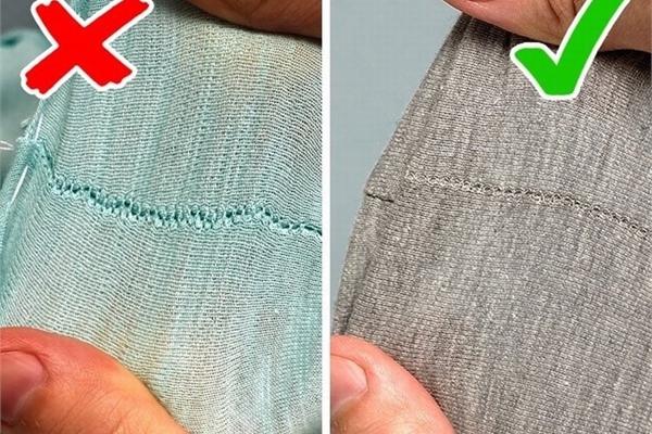 8 mẹo kiểm tra quần áo khi mua sắm đảm bảo không dính hàng kém chất lượng