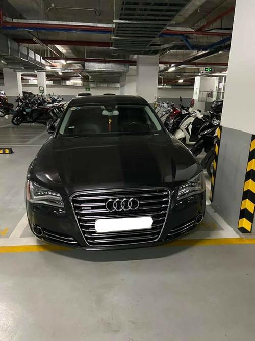 Chủ xe hốt hoảng khi xem báo giá sửa chữa Audi A8L