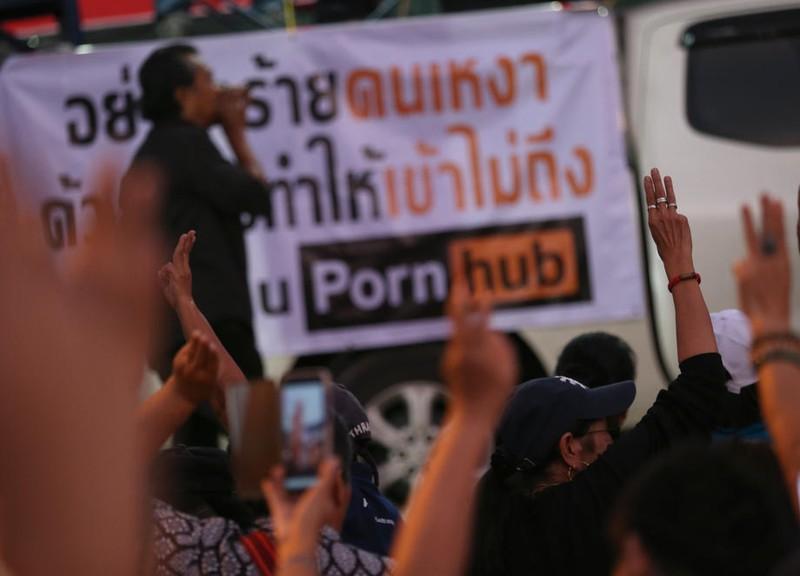 Thái Lan cấm hàng loạt các web khiêu dâm - ảnh 1