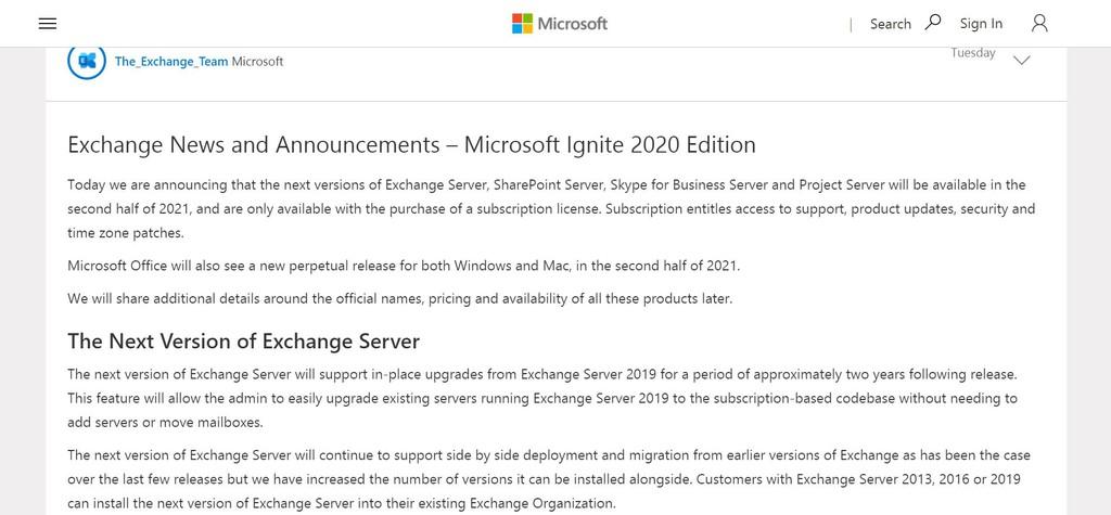 Microsoft Office 2021 sẽ phát hành phiên bản vĩnh viễn, không cần đăng ký ảnh 2