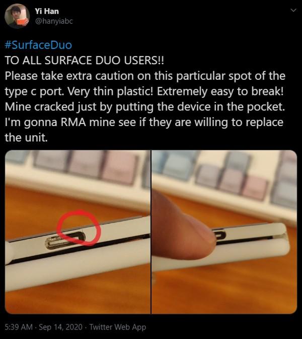 Microsoft đau đầu khi Surface Duo bị nứt vì quá mỏng ảnh 5