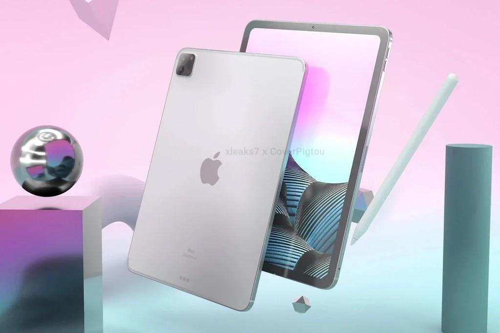 Apple iPad Pro 2021 sẽ đi kèm chipset siêu khủng A14 ảnh 1