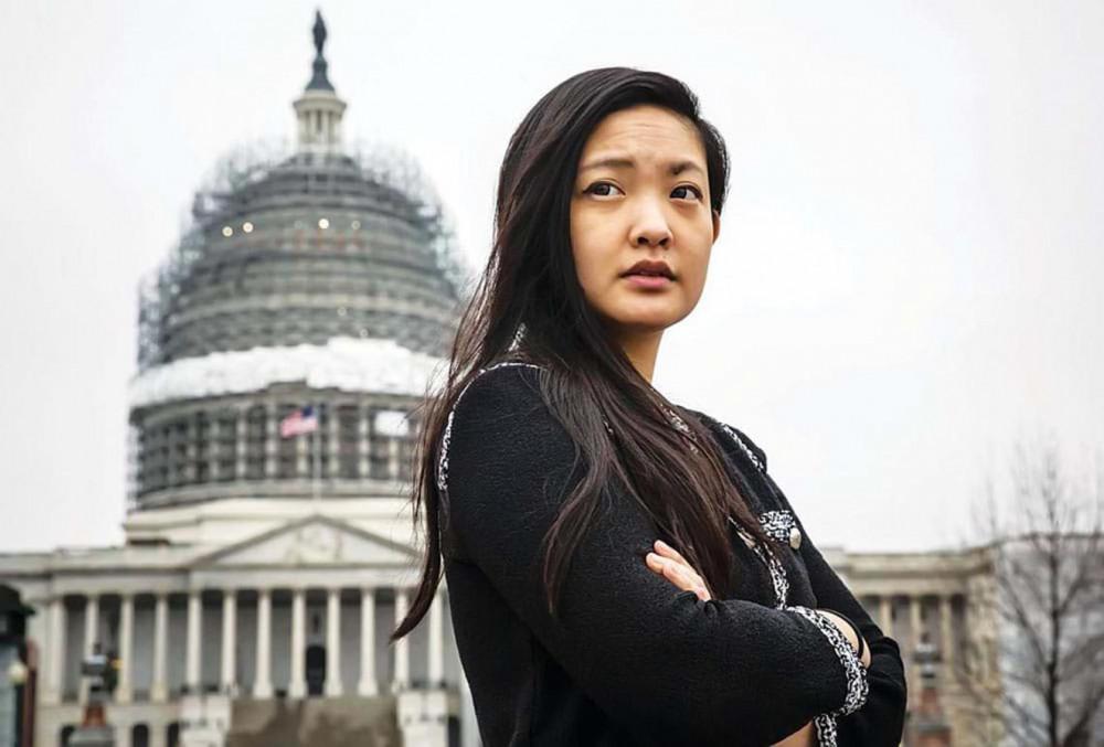 Mặc dù có hứng thú với chính trị nhưng mơ ước lớn nhất của Amanda Nguyễn là trở thành nhà du hành vũ trụ