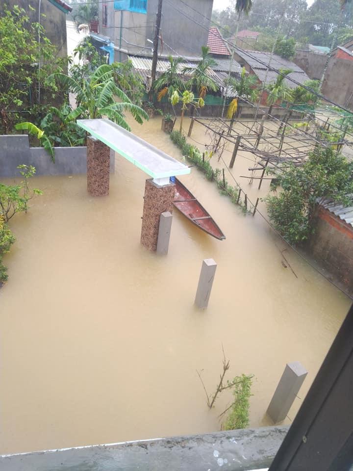 Khi sống trong cảnh nước lụt bao vây mà không chuẩn bị gì để ứng phó, tôi mới hiểu và thương mẹ chồng hơn. Ảnh minh hoạ