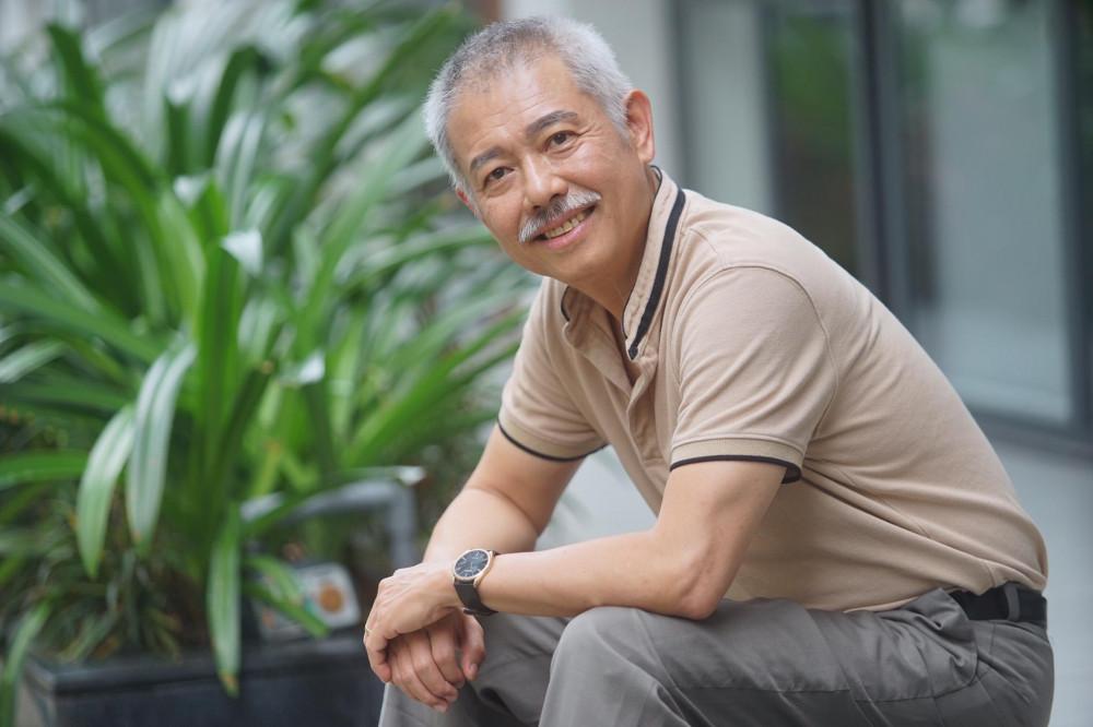 Giáo sư Trương Nguyên Thành - Đại học Hoa Sen (Ảnh từ Facebook của nhân vật)