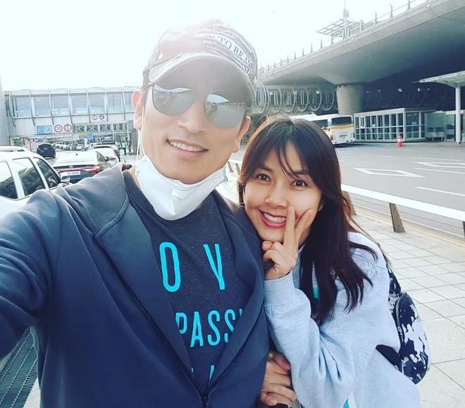 Nam diễn viên và vợ thường xuyên đi du lịch cùng nhau để hâm nóng tình cảm.