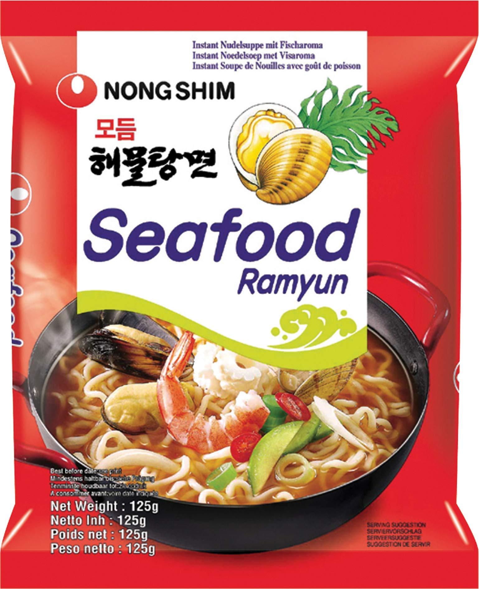 Nhãn hiệu mì ăn liền của hãng Nongshim có xuất xứ từ Hàn Quốc bị phát hiện có chưa chất cấm ethylene oxide tại EU