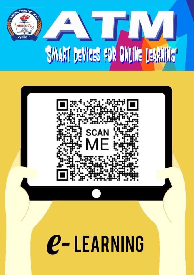 ATM cũng với mục đích giúp học sinh hoàn cảnh khó khăn có thiết bị học online