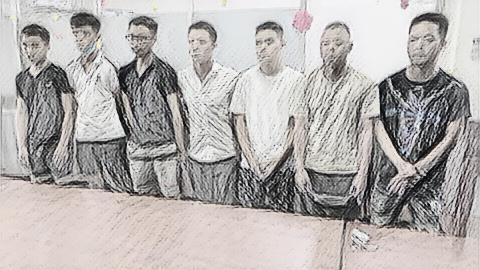 Công an quận Tân Phú khởi tố, bắt nhóm cho vay nặng lãi hoạt động trên địa bàn và các quận huyện lân cận. Ảnh tư liệu từ Công an TPHCM