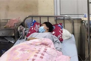 Nữ sinh Phú Thọ bị gia đình người yêu cũ đánh hội đồng đến nhập viện