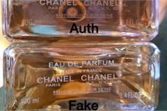 Bán nước hoa Chanel, Gucci giả trên Facebook, một cửa hàng bị phạt hơn 51 triệu đồng