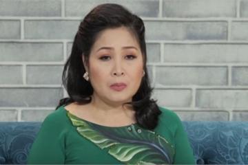 NSND Hồng Vân xin lỗi khán giả vì quảng cáo thiếu trách nhiệm
