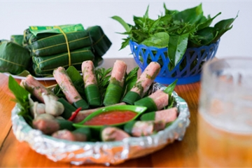 """Món nem chua của Việt Nam """"gây sóng gió"""" cho các nhà khoa học quốc tế"""