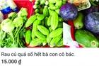 Rộ nạn lừa bán thực phẩm qua mạng