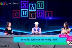 Yêu tiếng Việt qua game show