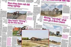 Khởi tố vụ sai phạm đất đai, xây dựng ở Bình Chánh