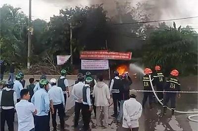 Đồng Nai: Dân phản đối thu hồi đất ở Long Hưng
