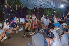 Bộ Công an bắt ổ đánh bạc quy mô lớn ở Vĩnh Long