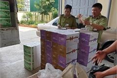 Thực phẩm Trung Quốc lậu 'tấn công' thị trường Việt