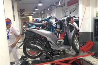 Làm gì để giữ xe máy luôn bền và đẹp như xe mới?
