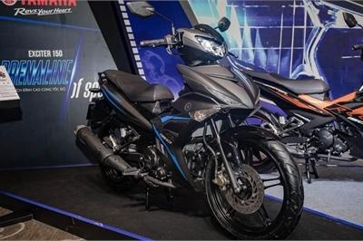 Đi xe máy tay côn nên chọn hãng xe Suzuki, Yamaha hay Honda?
