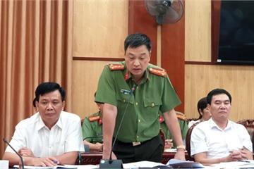 2 phóng viên bị bắt giam vì cưỡng đoạt tài sản Phó Chủ tịch thị xã ở Thanh Hóa