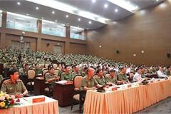 Bổ nhiệm, điều động nhiều vị trí lãnh đạo tại Công an TP.HCM