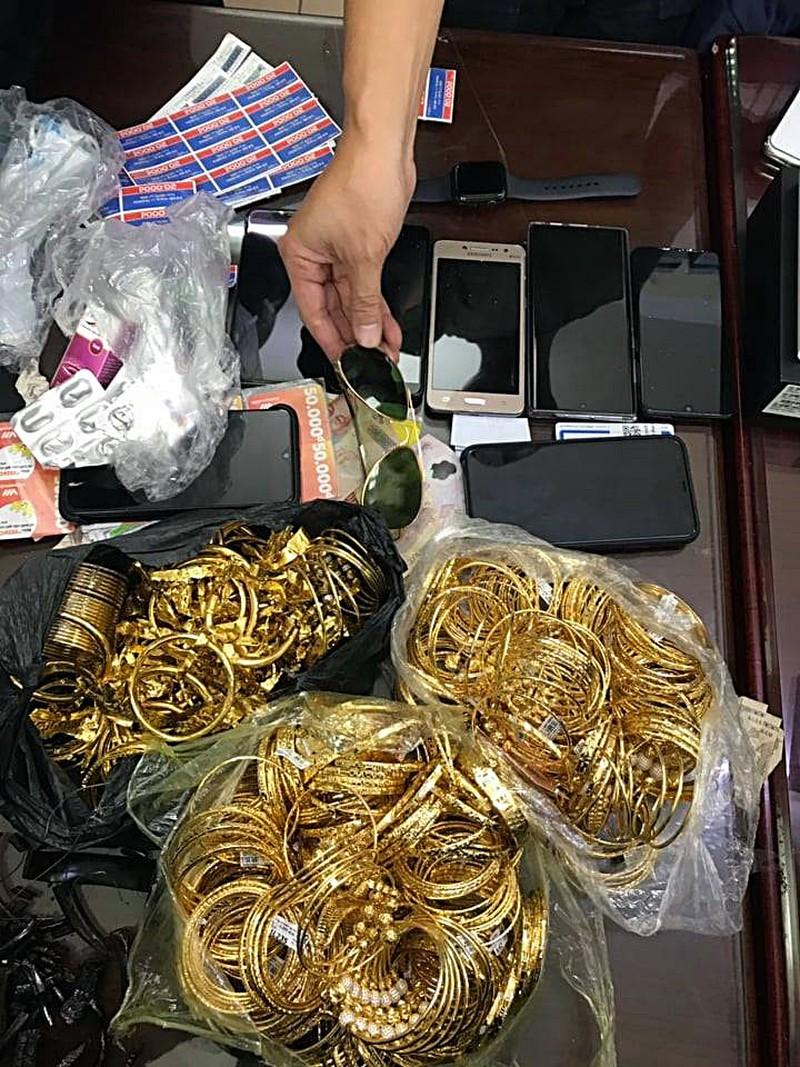 Nghi can trộm 200 cây vàng ở Bình Thuận bị bắt tại Bắc Ninh - ảnh 3