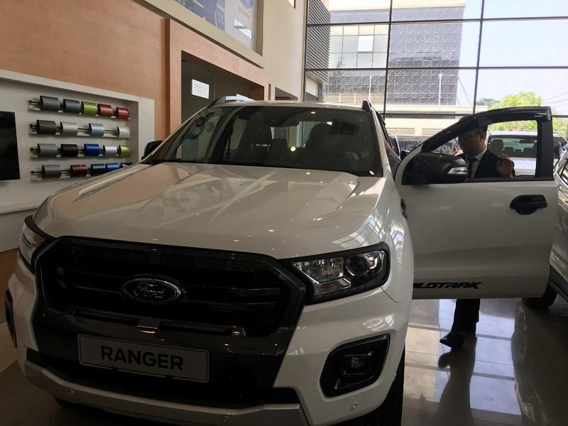 Ford Việt Nam liên tiếp triệu hồi nhiều dòng xe bị lỗi - ảnh 1