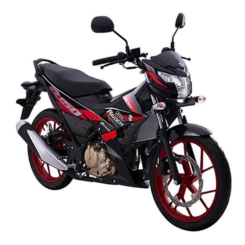 Đi xe máy tay côn nên chọn hãng xe Suzuki, Yamaha hay Honda? - ảnh 1