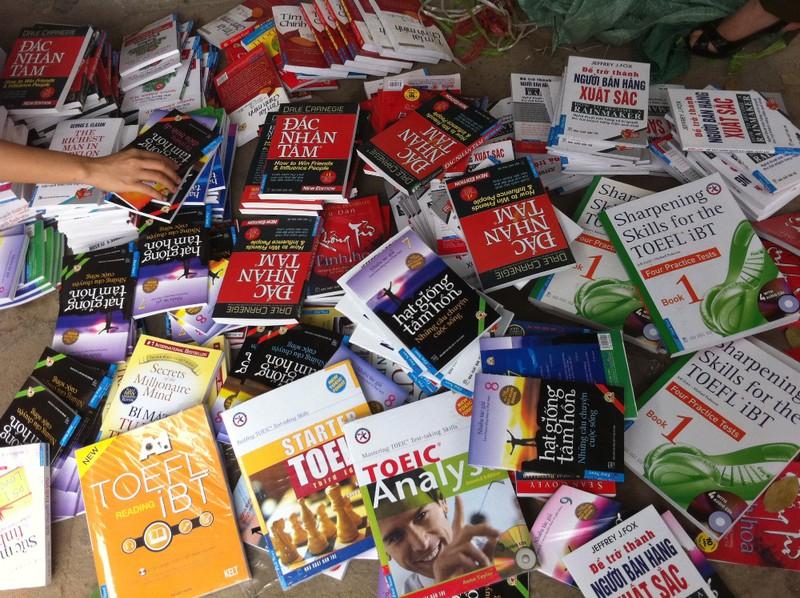 Lộ danh sách 33 trang web sách thật bán sách giả, sách lậu - ảnh 1