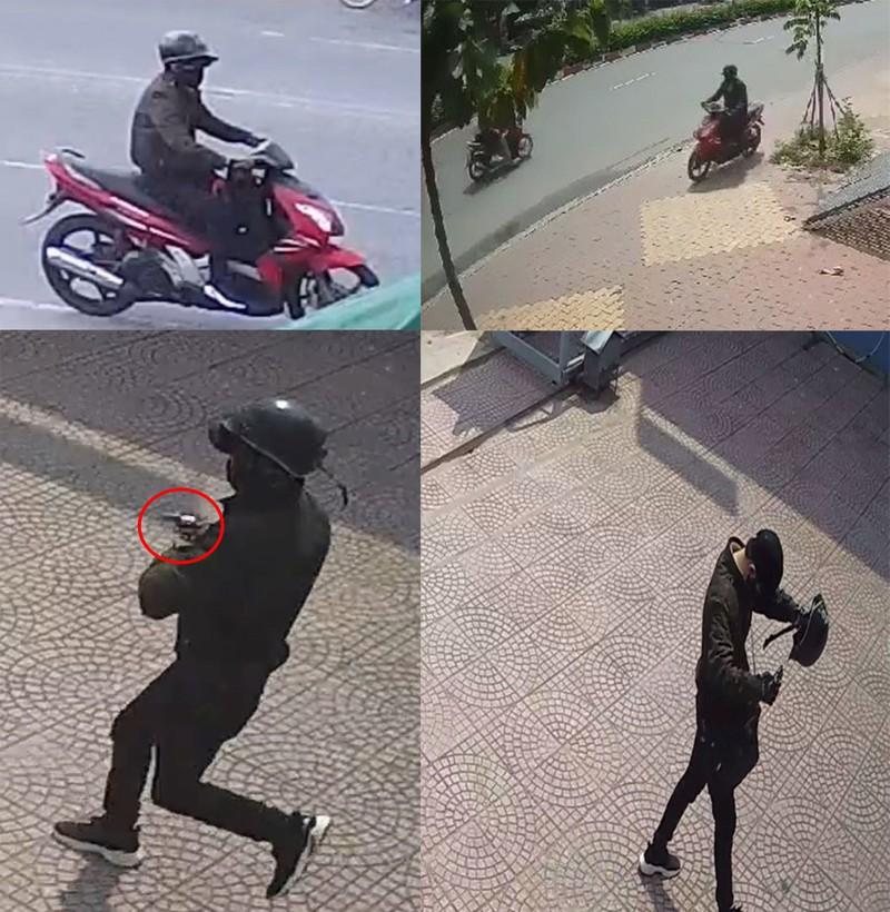 Công an thông báo truy tìm kẻ cướp ngân hàng ở Bình Dương - ảnh 1