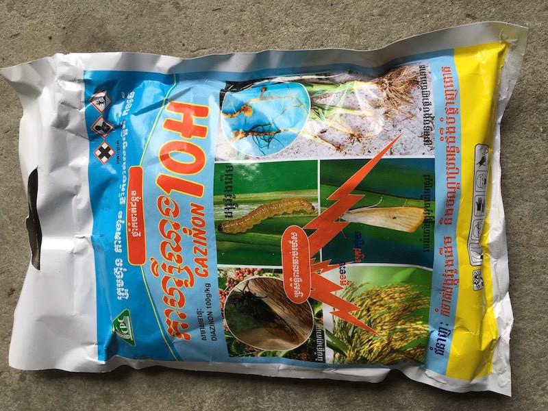 Phát hiện hơn 4,6 tấn thuốc trị côn trùng không rõ nguồn gốc - ảnh 2