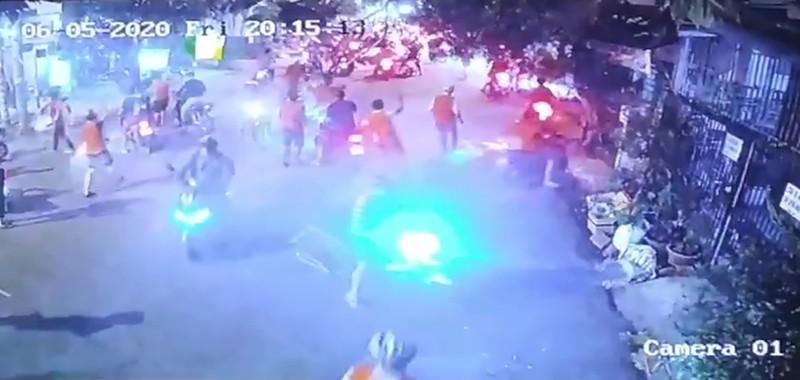Khoảng 200 người hỗn chiến như phim ở Bình Tân - ảnh 4