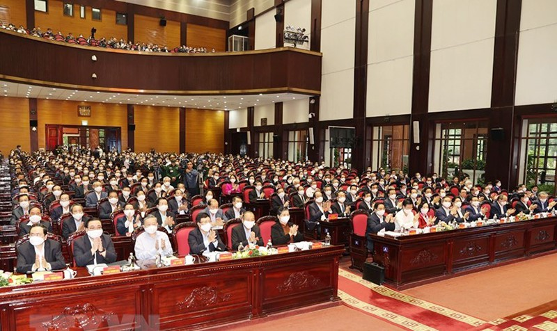 Tổng bí thư, chủ tịch nước chủ trì Hội nghị cán bộ toàn quốc - ảnh 3