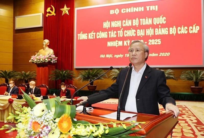 Tổng bí thư, chủ tịch nước chủ trì Hội nghị cán bộ toàn quốc - ảnh 5