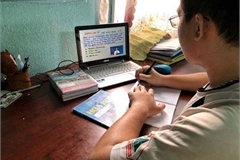 Education Ministry  requests regulations on online learning