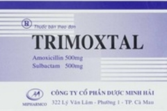 Thu hồi khẩn thuốc kháng sinh Trimoxtal