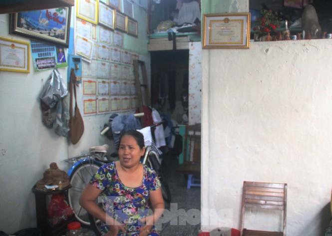 """Cận cảnh những khu tập thể """"ổ chuột"""", nguy cơ đổ sập ở trung tâm Đà Nẵng - ảnh 9"""