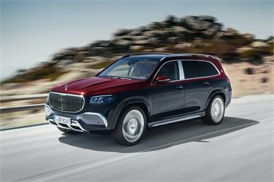 SUV siêu sang của Mercedes chính thức trình làng