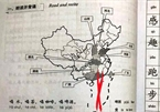 ĐH Kinh doanh và Công nghệ thu huỷ giáo trình có bản đồ 'đường lưỡi bò'