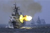 Trung Quốc vượt mặt Nga về sức mạnh hải quân