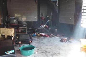 Vụ cháy nhà nghi do tự thiêu ở Hà Tĩnh: Người mẹ tử vong sau 2 tuần điều trị