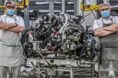 Xuất xưởng động cơ V8 6.75L cuối cùng của Bentley
