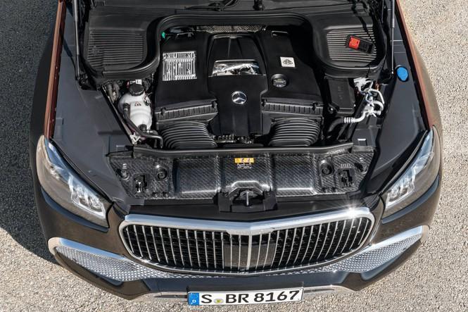 SUV siêu sang của Mercedes chính thức trình làng - ảnh 1