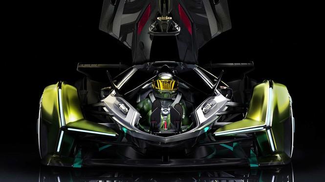 Lamborghini mang concept 'siêu ấn tượng' từ game ra đời thực - ảnh 10
